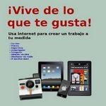 ¡Vive de lo que te gusta! Libro gratuito escrito por Javier Muñiz [Actualizado]