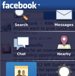 Facebook v3.2 para BlackBerry disponible para actualizar #BB