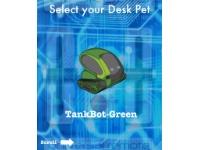 GeeksRoom Labs: Tankbot, un tanque robot que se controla con el móvil
