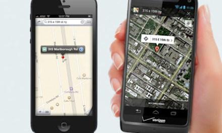 Motorola se rie de los mapas de iPhone 5 con #iLost en un ad gracioso