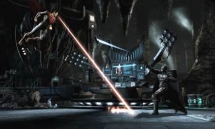 Warner Bros anunció el juego Injustice: Gods Among Us, donde supehéroes luchan entre sí #Video