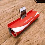 Cómo amplificar el sonido del iPhone con una revista