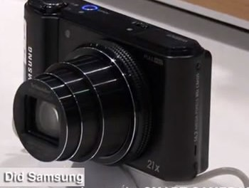 Samsung Smart Camera: Cuales fueron sus orígenes [video]