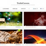 TwitrCovers, casi 300 excelentes fondos gratuitos para tu perfil de Twitter