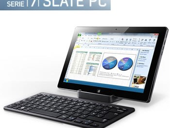Samsung Slate PC  ¡una Tablet ultraportable y una PC juntas!