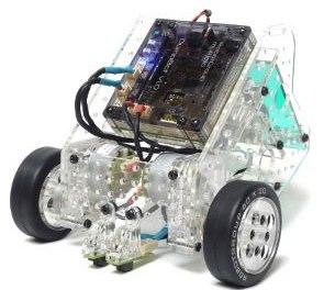Modificaciones en el robot N6 de Robotgroup para programar en Python