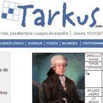 Crucigramas y pasatiempos en línea gratuitos en Español