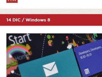 Hackatón Mar del Plata: Sé uno de los primeros en programar para Windows 8