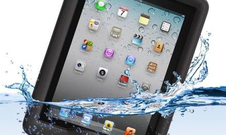 #CES2013 Protector a prueba de agua para tus dispositivos móviles