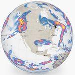Forecast.io, excelente aplicación web para conocer el pronóstico del tiempo