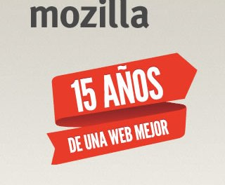 Fundación Mozilla, 15 años construyendo para tener una Web mejor