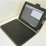 GeeksRoom Labs: Luxa2 SlimBT, Protector y Teclado Para iPad