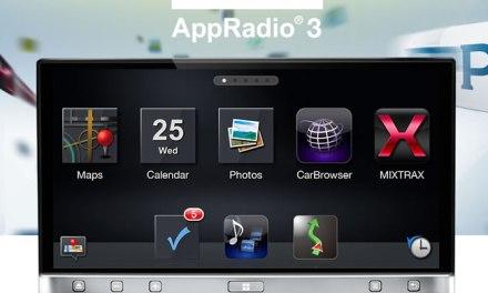 AppRadio 3 de Pioneer, un sistema para tener en tu vehículo
