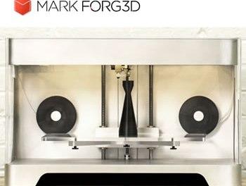 Mark One: Primera impresora 3D que utiliza fibra de carbono