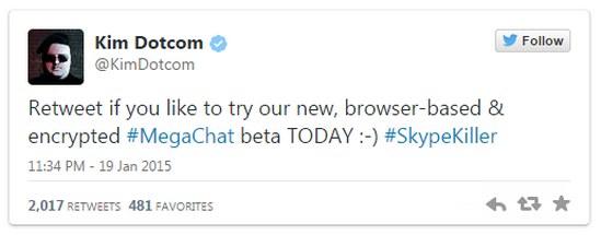 kim-dotcom-tweet-megachat