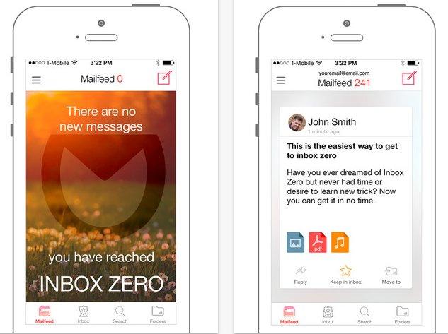 zero-ios-email