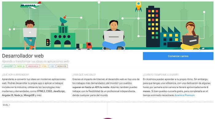 acamica-desarrollador-web
