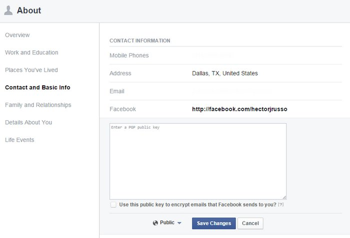 facebook-pgp-public-key