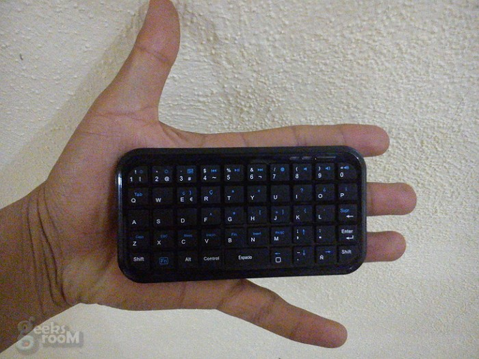 Mini Teclado bluetooth Key Pal Acteck-3