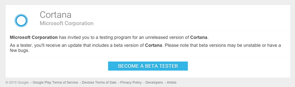 cortana-android-become-a-beta-tester