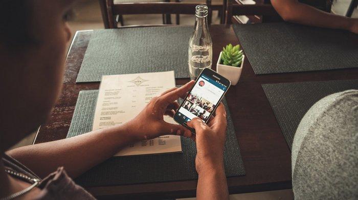 Instagram prueba características útiles en la página de perfil de empresas