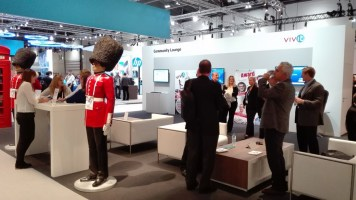 HPE Discover 2015 London 21