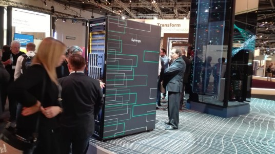 HPE Discover 2015 London 27
