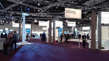 HPE Discover 2015 London 31