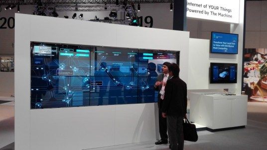 HPE Discover 2015 London 46