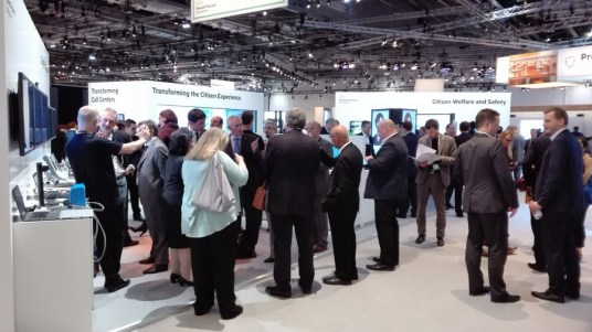 HPE Discover 2015 London 52