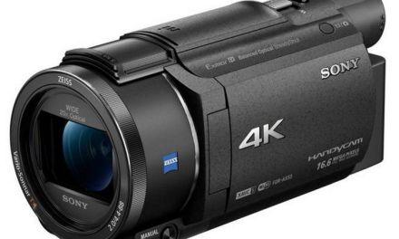 Sony anuncia 2 nuevas Handycams y una nueva cámara de acción #CES2016