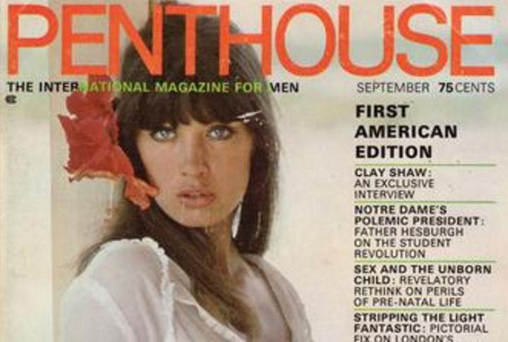 Otra publicación víctima de Internet, Penthouse de ahora en más solo en formato digital