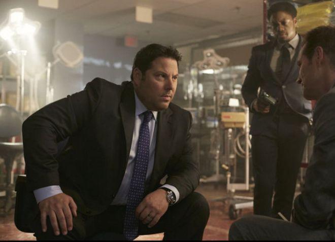 Imagen Greg Grumberg cortesía NBC