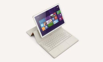 Huawei presenta Matebook, una tableta 2 en 1 con pantalla de 12 pulgadas #MWC2016
