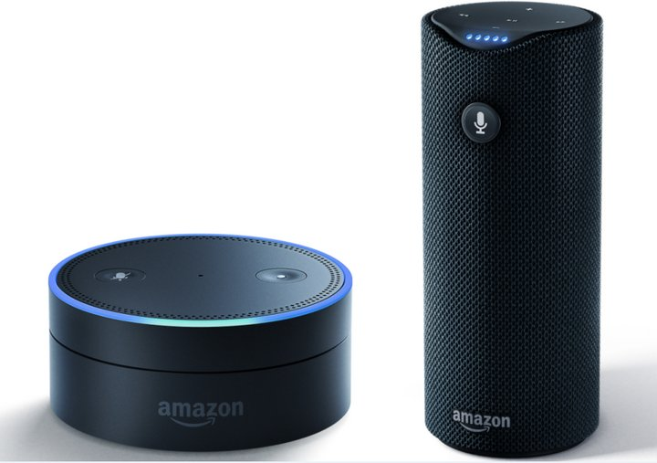 Amazon lanza dos nuevos altavoces con Alexa, Amazon Echo Dot y Amazon Tap