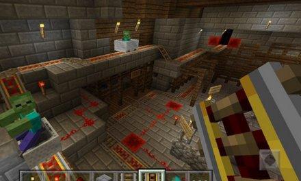 La versión móvil de Minecraft pronto incorporará bloques de comando