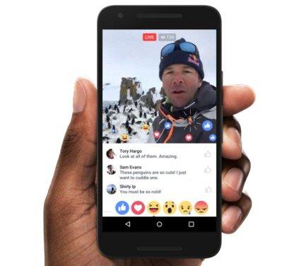 Facebook Live introduce varias novedades importantes