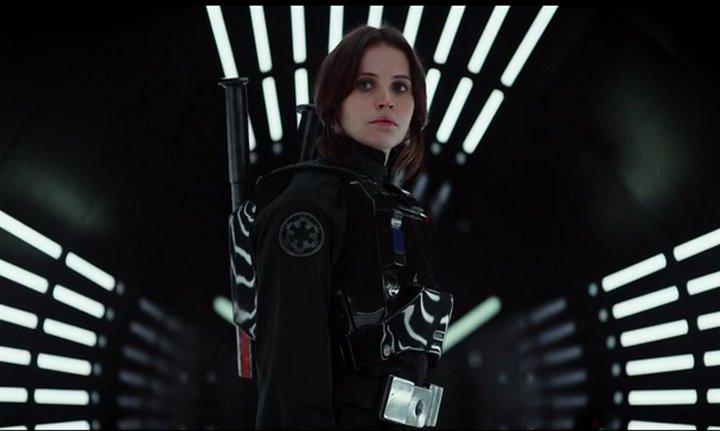 Nuevo tráiler (Celebration Reel) de Star Wars: Rogue One también muestra escenas detrás del telón