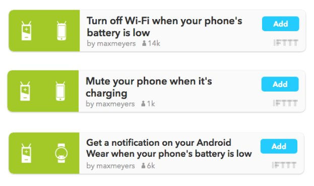 android-and-ifttt-recipies