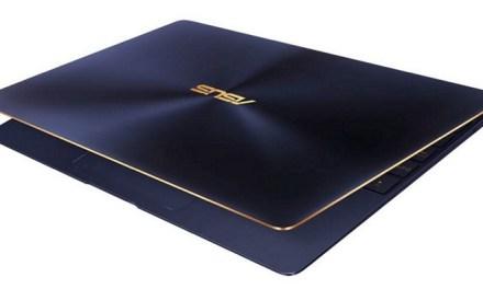 Asus Zenbook 3 una ultraportable con tan solo 11.9 mm de espesor #Computex2016