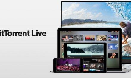 BitTorrent anuncia BitTorrent Live, app multicanal de streaming de vídeo para Apple TV, Android, iOS y Mac OS X