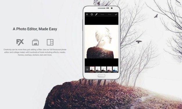 PicsArt.com Para editar imágenes en tu móvil como un verdadero profesional