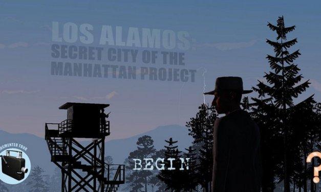 Los Alamos es un juego educacional que permite visitar la Ciudad Atómica en 1940