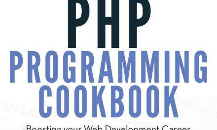 PHP Programming Cookbook, eBook gratis para aprender a programar en PHP