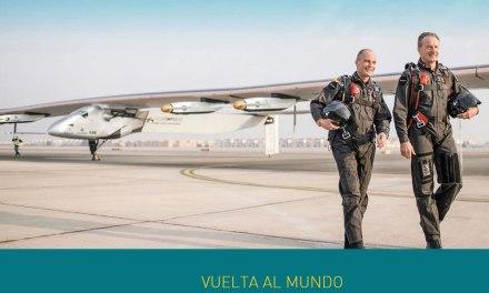 La vuelta al mundo con energía solar, ya completó etapa cruce del Atlántico #SolarImpulse