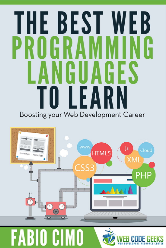 the best web programming languages to learn