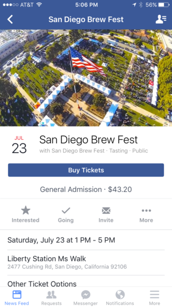 Eventbrite-Facebook-Brew-Fest