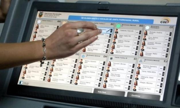INSOLITO: @_joac Descubre fallas en Voto Electrónico en ARG y le hacen Juicio.
