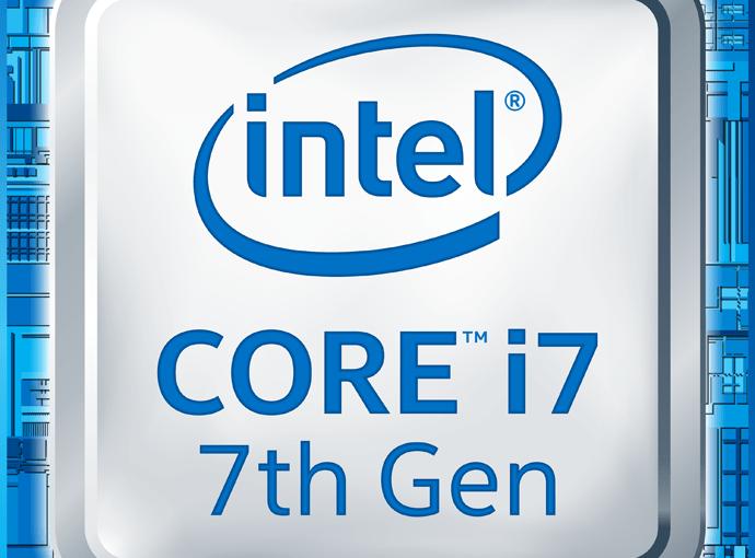 Anuncian la 7º Generación de procesadores Intel Core para 2 en 1 y laptops