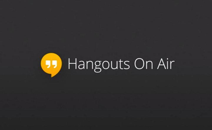 Hangouts en Directo - Hangouts on Air